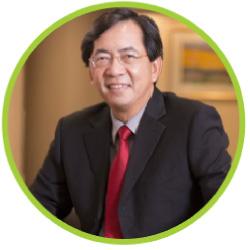 Dr. John Keung appreciates green architect