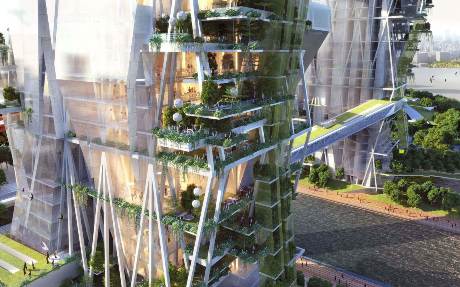 version 1 longhu's ecological architect vegetation system