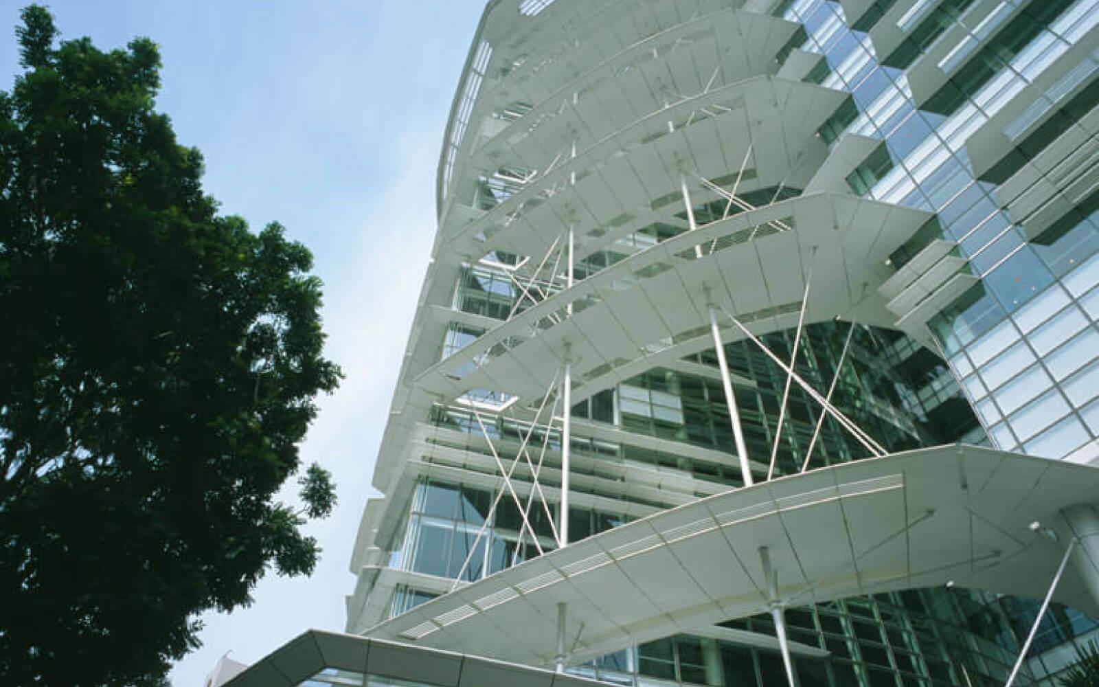 Modern ecological architect design nbl